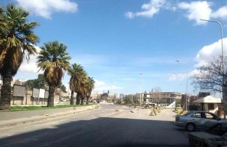 المعارضة السورية تشن ثاني هجوم على دمشق في ثلاثة أيام