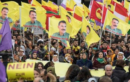 أنقرة تستدعي سفير ألمانيا بعد تظاهرة للأكراد في بلاده