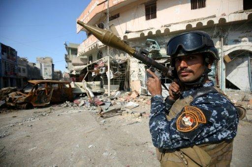 القوات العراقية تستأنف تقدمها في المدينة القديمة وسط غرب الموصل