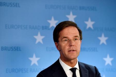 رئيس الوزراء الهولندي يريد تهدئة الأزمة الدبلوماسية مع تركيا