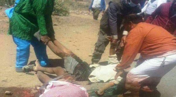 الضالع: مقتل ثلاثة مدنيين وإصابة آخرين في انفجار عبوة ناسفة