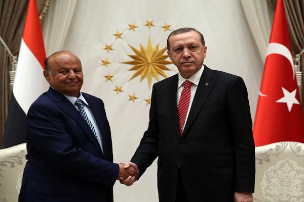 الرئيس مهنئا أردوغان: فوزكم بالاستفتاء سيجعل تركيا أقوى