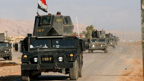 """القوات العراقية تحرر حياً جديداً في الموصل من """"داعش"""""""