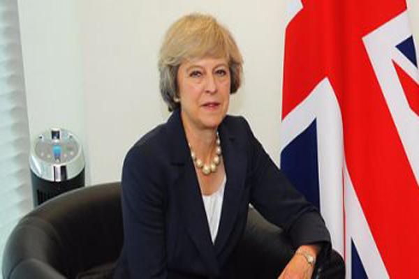 اليمن ضمن مباحثات رئيسة وزراء بريطانيا مع المسؤولين السعوديين بالرياض