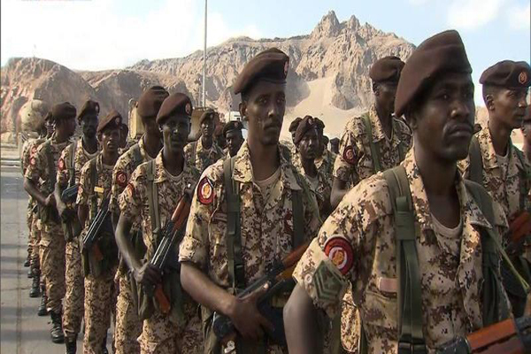 الجيش السوداني يعلن استشهاد 5 من جنوده وإصابة 22 في اليمن