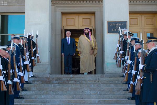 مسؤول أمريكي: صفقات عسكرية مع السعودية بقيمة نحو 110 مليارات دولار
