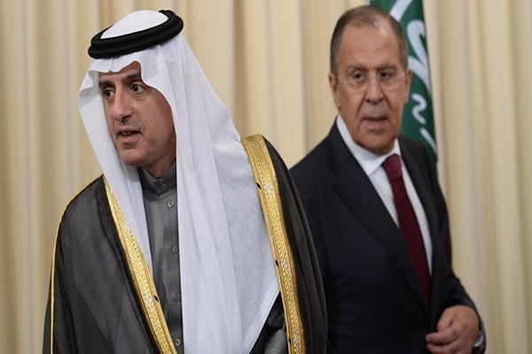 لافروف والجبير: موسكو والرياض يمكنهما التأثير ايجابيا بسوريا واليمن