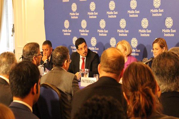 بن مبارك: أوهام صالح والحوثي بالسلطة وراء استمرار الحرب