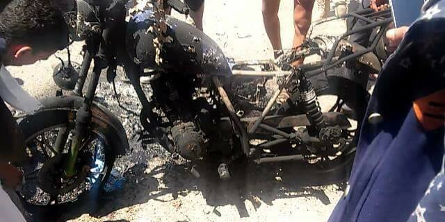 قتلى وجرحى في انفجار عبوة ناسفة في مدينة إب