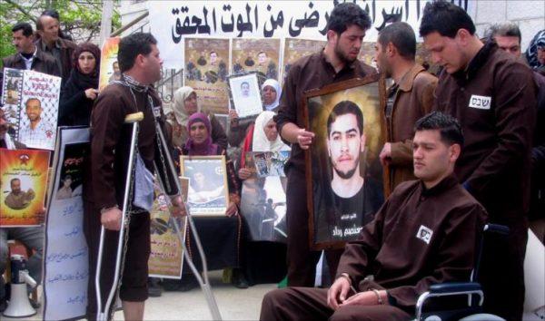 الأسرى الفلسطينيون المرضى الحلقة الأصعب بالإضراب