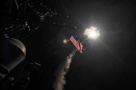 الضربات الأمريكية لن تغير قواعد اللعبة في صراع سوريا المعقد