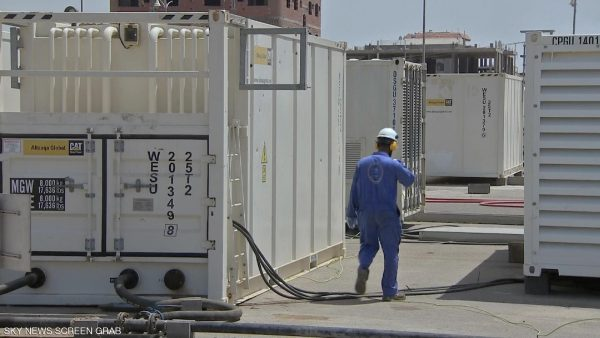 عدن: الحكومة تصادق على شراء 100 ميجاوات من الطاقة