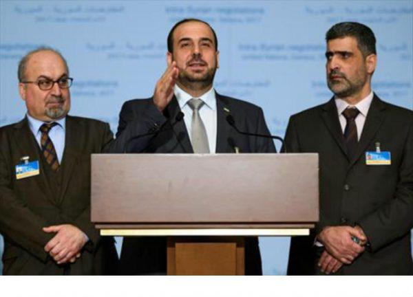 طرفا الصراع السوري يتبادلان الإهانات مع انتهاء محادثات جنيف