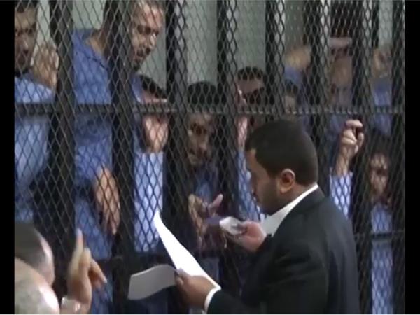 ميليشيا الحوثي تقرر محاكمة 36 معتقل بتهمة الارهاب وتأييد العدوان