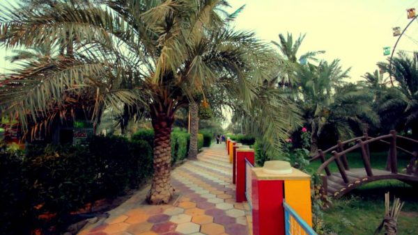 عدن: الحدائق والمنتزهات تتزين لاستقبال الزوار خلال رمضان