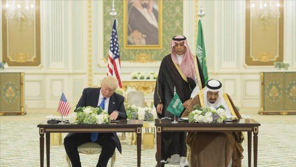 السعودية والولايات المتحدة توقعان اتفاقيات بـ380 مليار دولار
