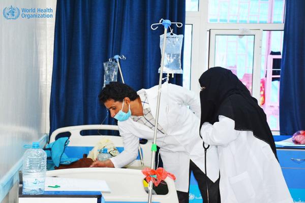اليونيسف: وفاة 242 حالة بالكوليرا وارتفاع الحالات المشتبه بها إلى 23 ألف