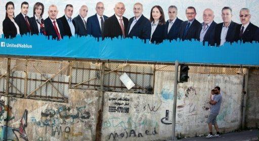 الفلسطينيون ينتخبون مجالسهم البلدية السبت في الضفة الغربية بدون مشاركة غزة