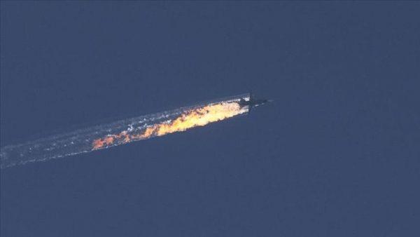سلاح الجو الأردني يُسقط طائرة استطلاع قرب الحدود السورية
