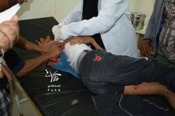 تعز: مقتل و إصابة 11 مدنيا بقصف عشوائي للميليشيات الانقلابية