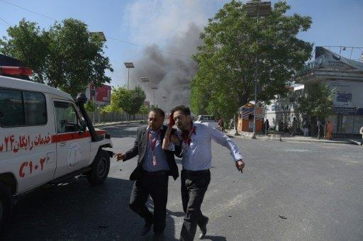 أفغانستان: 40 قتيلا وجريحا في انفجار قوي في كابول