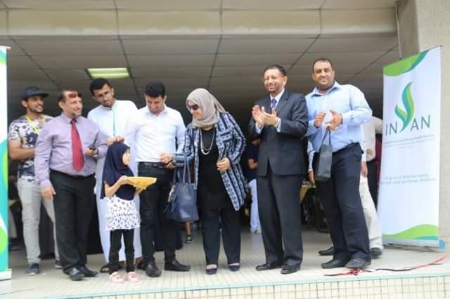بازار خيري دعما للسلة الغدائية لأسر النازحين اليمنيين بماليزيا