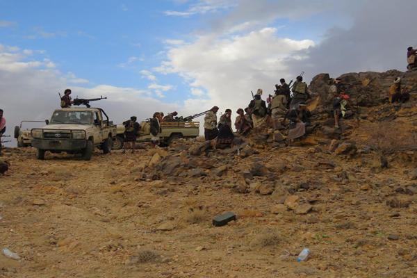 خسائر كبيرة للمليشيات في هجوم للجيش الوطني غرب مأرب