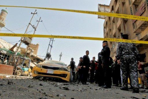 العراق: تسعة قتلى في تفجير انتحاري غرب بغداد