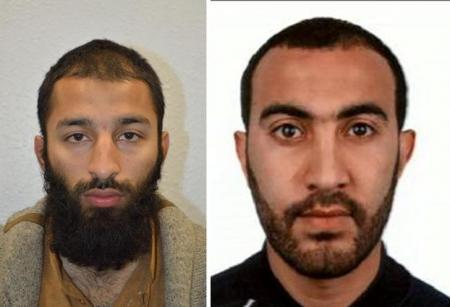 الشرطة البريطانية تحدد هوية اثنين من مهاجمي لندن