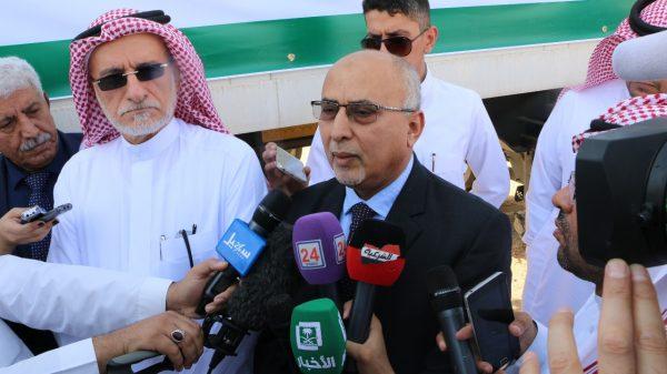 مركز الملك سلمان يسير 100 ألف سلة غذائية للمحافظات اليمنية