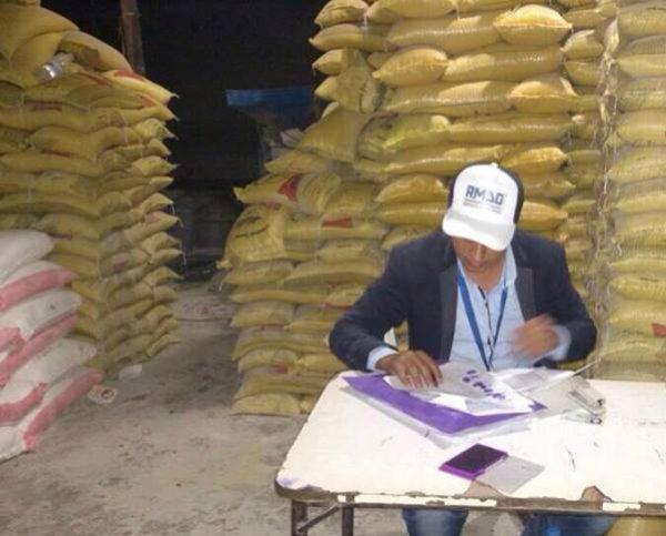 صنعاء: 250 اسرة نازحة مستفيدة من مشروع تعافي الغذائي