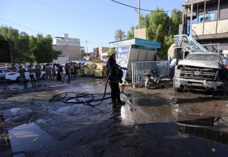 العراق: مقتل 34 على الأقل في تفجيرين انتحاريين
