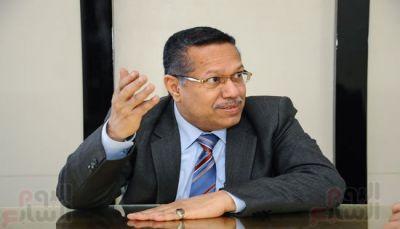 رئيس الحكومة: سنطالب مجلس الأمن برفع العقوبات على أحمد علي صالح (حوار)