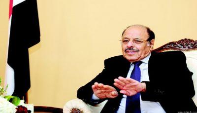 نائب رئيس الجمهورية: 85% من الأراضي اليمنية في أيدي الشرعية