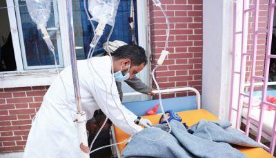 منظمة الصحة العالمية: ارتفاع وفيات الكوليرا في اليمن إلى 1869 حالة