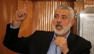 هنية: لن نسمح بتمرير المخططات الإسرائيلية الرامية لتقسيم المسجد الأقصى
