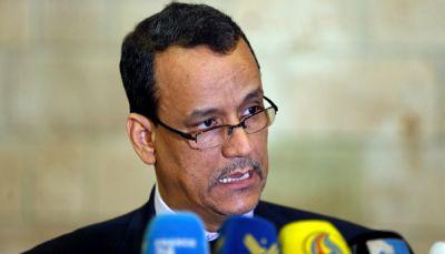 ولد الشيخ: مقترح الحديدة جزء من خطة شاملة لإنهاء الحرب باليمن