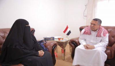 بن دغر يدعو المجتمع الدولي للضغط على الحوثيين لإطلاق سراح المختطفين