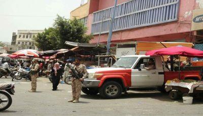 تعز: انتشار أمني كثيف للشرطة العسكرية بعد مقتل اثنين من أفرادها