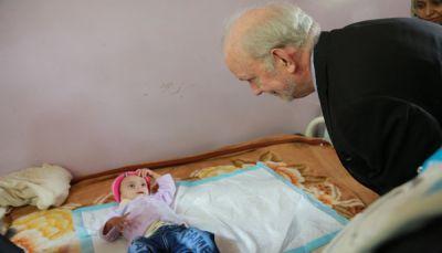 منظمات أممية: اليمن على حافة المجاعة وندعو لإغاثة اليمنيين