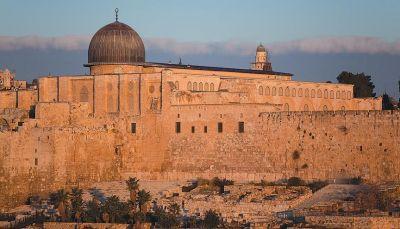 نحو 250 مستوطن إسرائيلي يقتحمون المسجد الأقصى