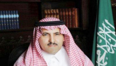 آل جابر: التحالف العربي يهدف إلى إنقاذ الشعب اليمني واستعادة دولته