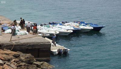 مركز الملك سلمان للإغاثة يقدم مساعدات غذائية جديدة لجزر في ميدي
