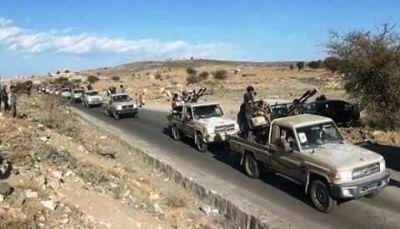 """البيضاء: المقاومة تهاجم مواقع الانقلابيين بـ""""ذي ناعم"""" وتبادل جثث قتلى الحوثيين بمختطفين"""