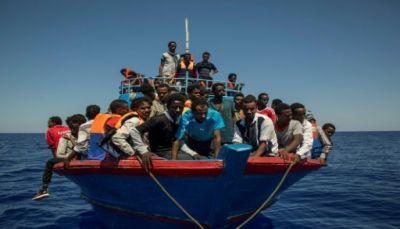 وفاة 57 مهاجرا بعد غرق سفينة قبالة سواحل موريتانيا