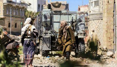 مقتل عشرة حوثيين في مواجهات مع قوات الجيش الوطني بتعز
