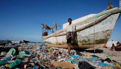 المهاجرون الأفارقة.. حلم الوصول للخليج ينتهي بالغرق بسواحل اليمن