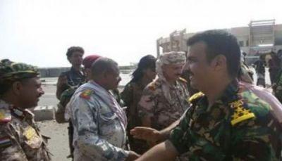العميد المحثوثي: قوات الأمن الخاصة تساهم بالاستقرار في أبين