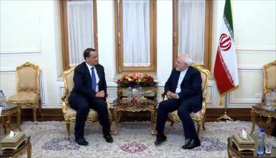 ولد الشيخ يبحث في طهران حل الأزمة في اليمن وإنهاء الكارثة الإنسانية