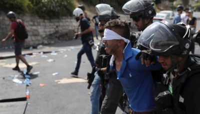 مقتل فلسطيني برصاص قوات الإحتلال الإسرائيلي الضفة الغربية